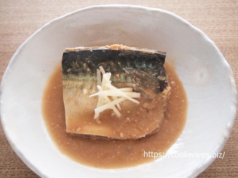 フォーサ角型 サバの味噌煮